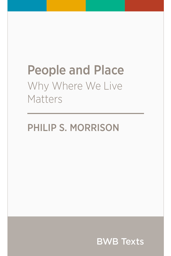 Subjective Wellbeing And Place