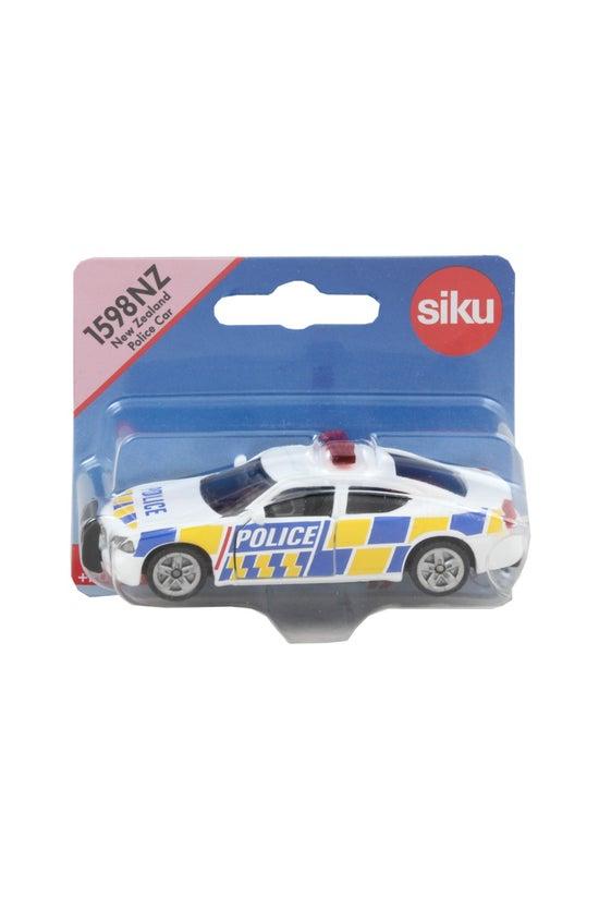 Siku Nz Police Car
