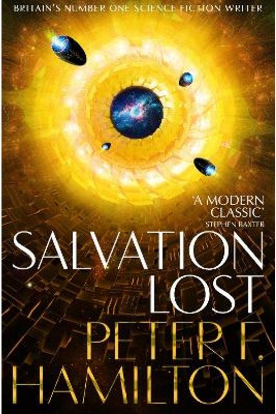 Salvation Sequence #02: Salvat...