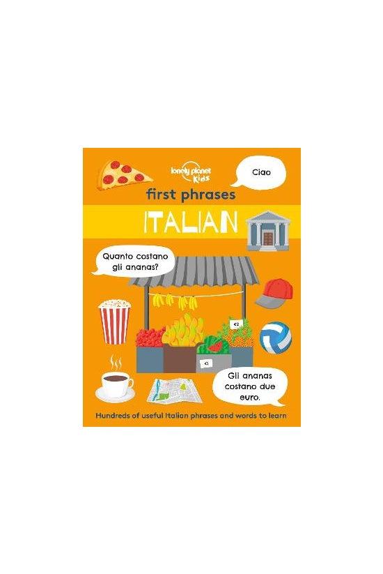 First Phrases: Italian