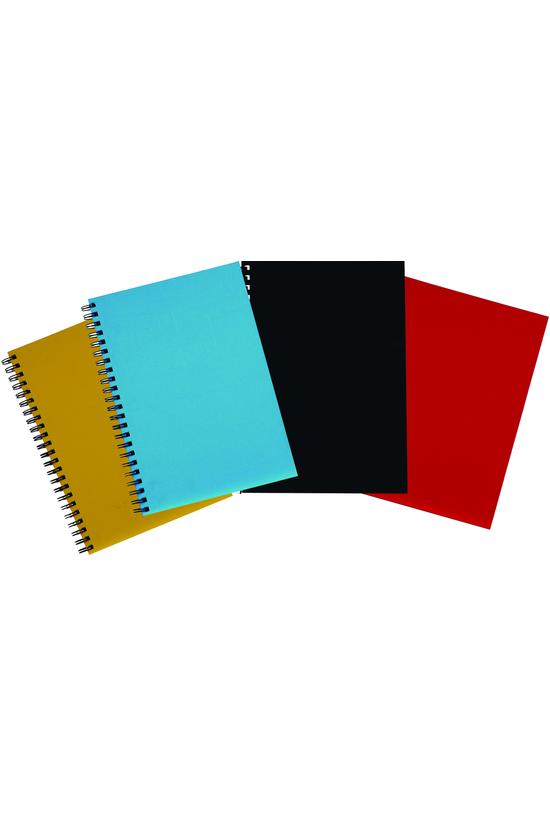 Spirax Spiral Notebook Hardcov...