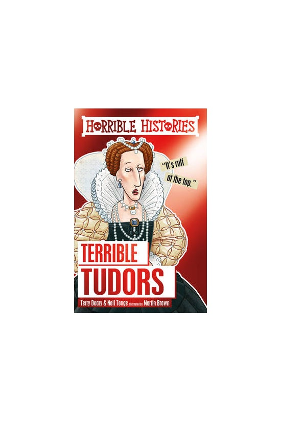 Horrible Histories: Terrible T...
