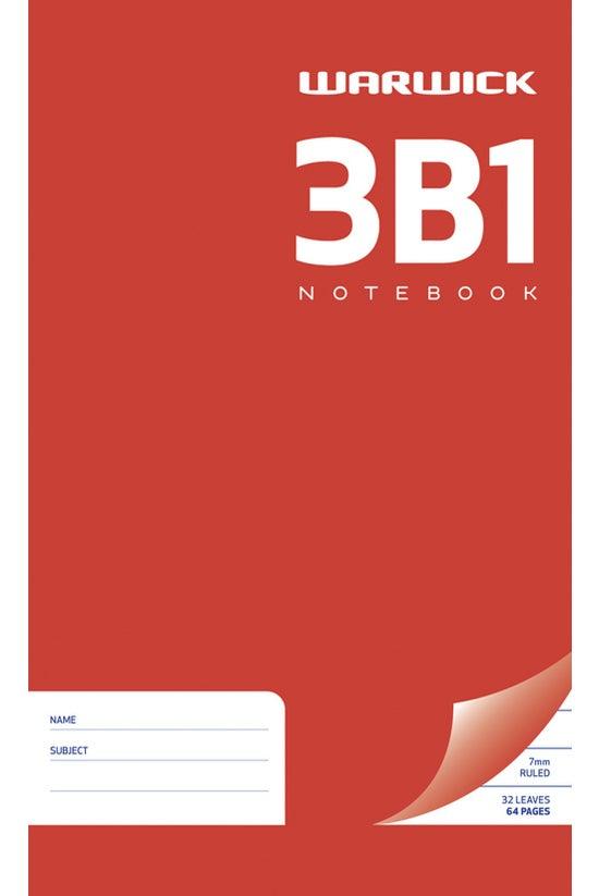 Warwick 3b1 Notebook Limp 165 ...