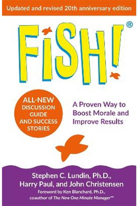 Fish!: 20th Anniversary Editio...