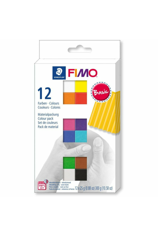 Staedtler Fimo Soft Clay Colou...