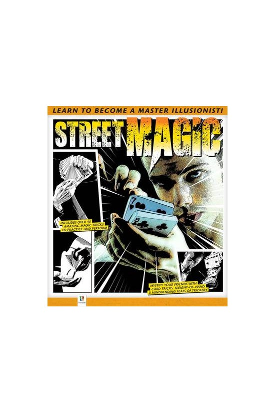 Street Magic Binder
