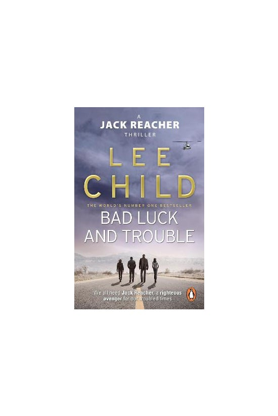 Jack Reacher #11: Bad Luck And...