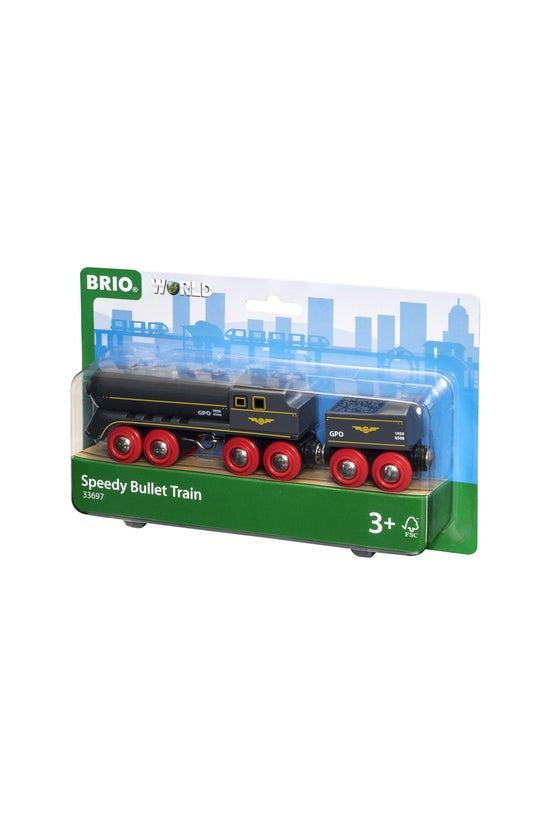 Brio World: Speedy Bullet Trai...