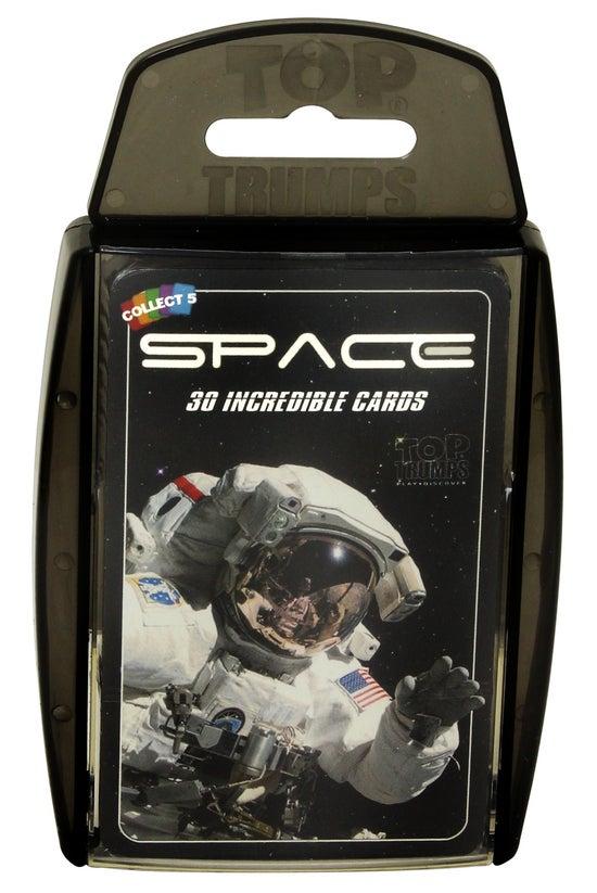 Top Trumps: Space