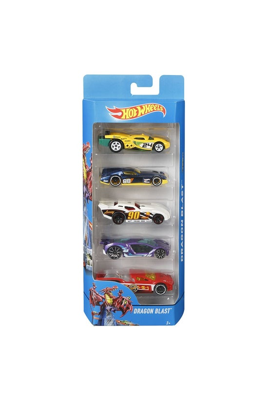 Hot Wheels Vehicles Pack Of 5 ...