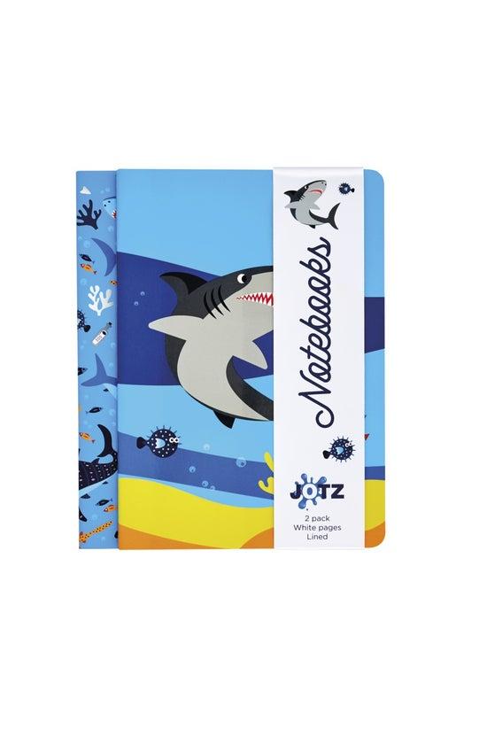 Jotz Sharks A5 Notebook Pack O...