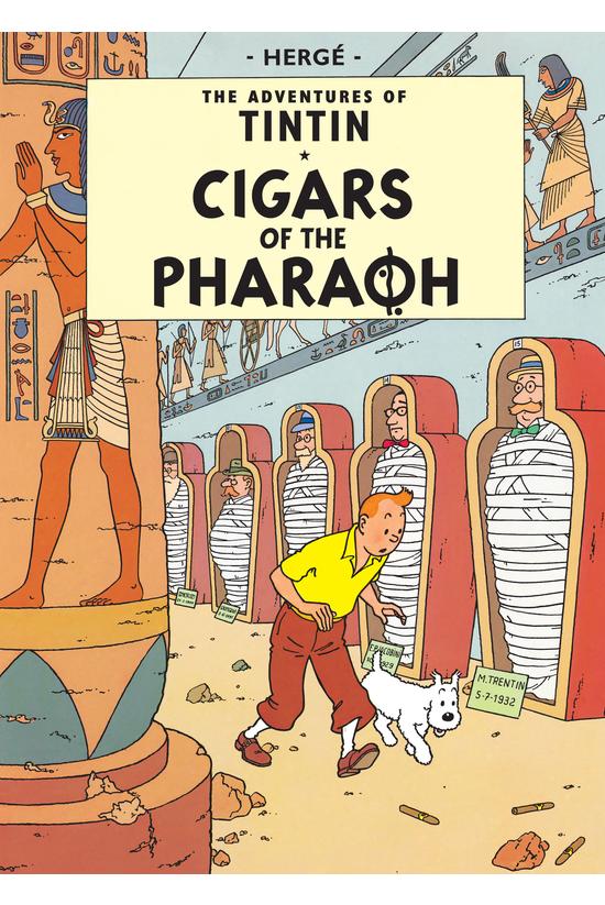 The Adventures Of Tintin #04: ...