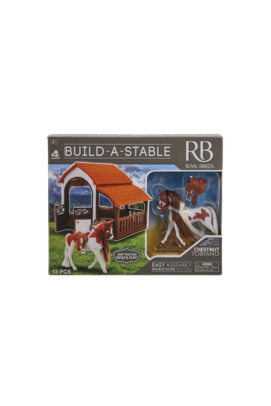 Royal Breeds Build-a-stable