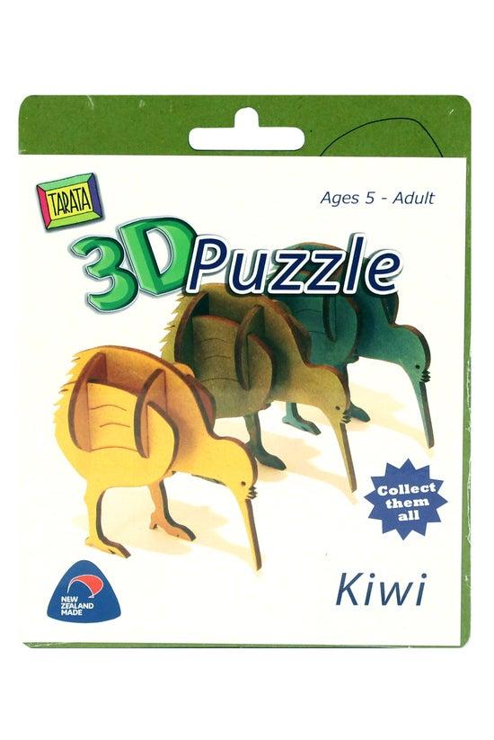 Tarata 3d Puzzle Kiwi Assorted