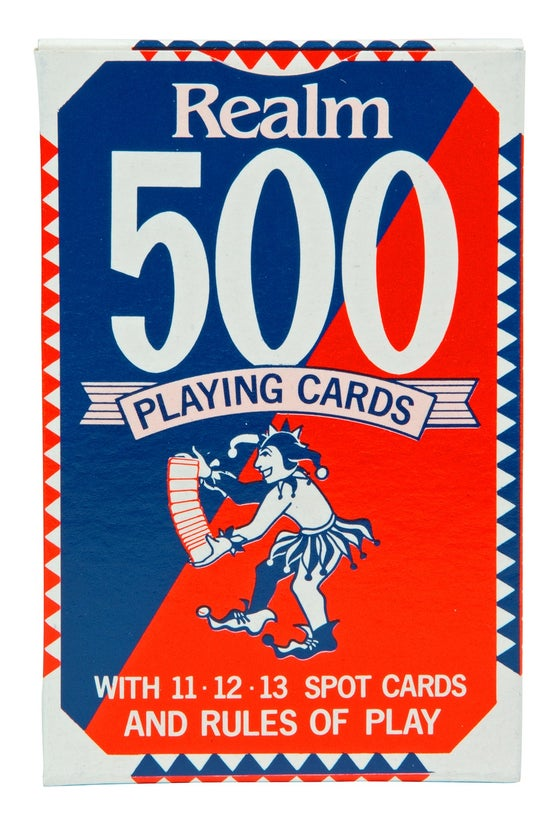 500 Playing Cards