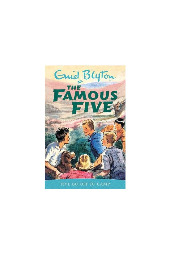 Famous Five: Five Go Off To Ca...