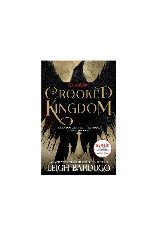 Grisha: Crooked Kingdom