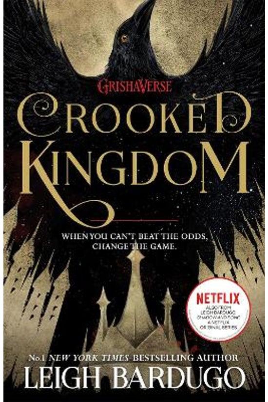 Grisha: Crooked Kingdom