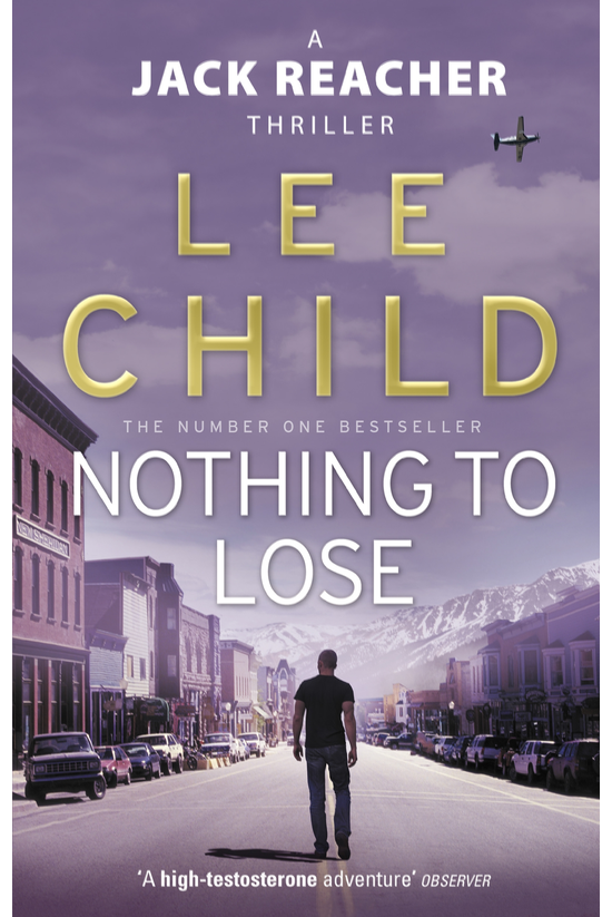 Jack Reacher #12: Nothing To L...