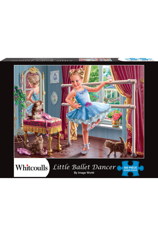 Whitcoulls 500 Piece Jigsaw Li...