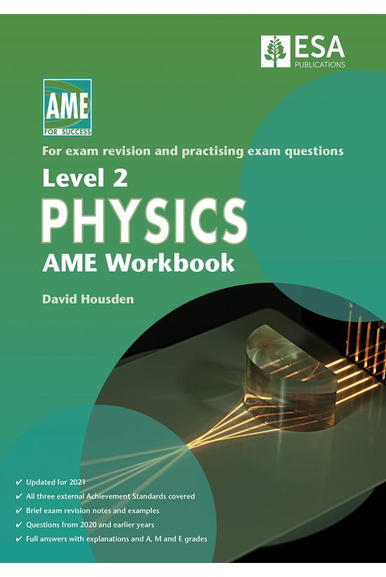 Ncea Level 2 Physics Ame Workb...