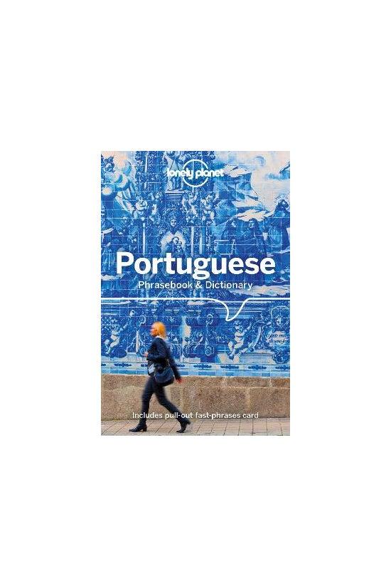 Lonely Planet Portuguese Phras...