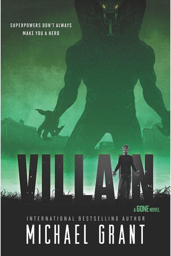 Gone #08: Villain