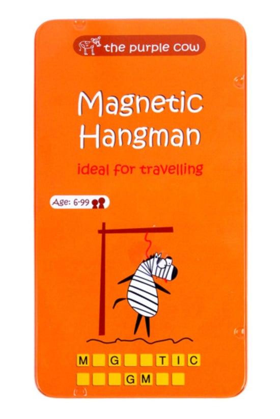 Purple Cow Magnetic Hangman