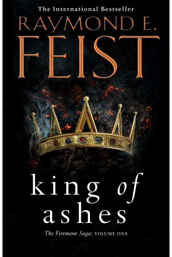Firemane #01: King Of Ashes