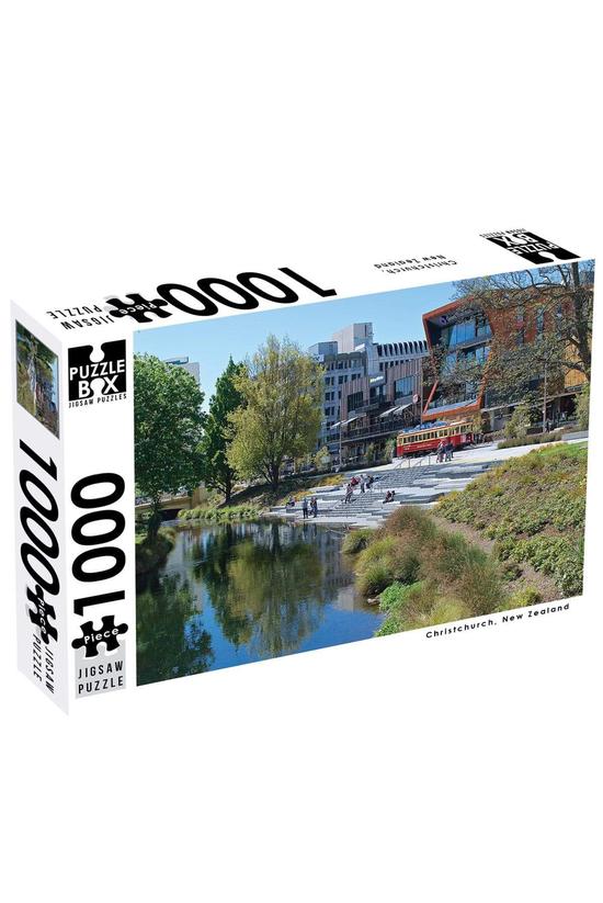 Puzzle Box Avon River, Christc...