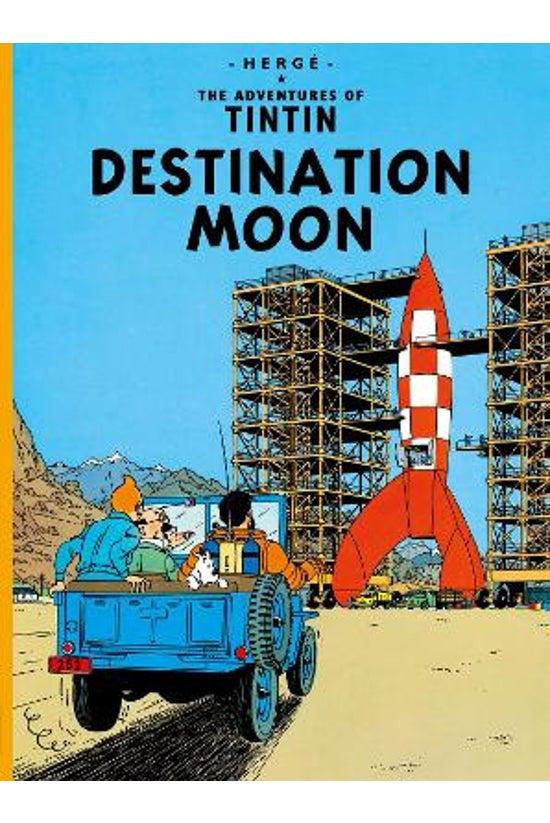 The Adventures Of Tintin #16: ...