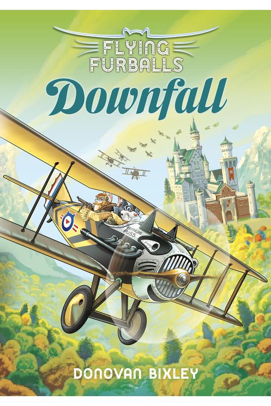 Flying Furballs #08: Downfall