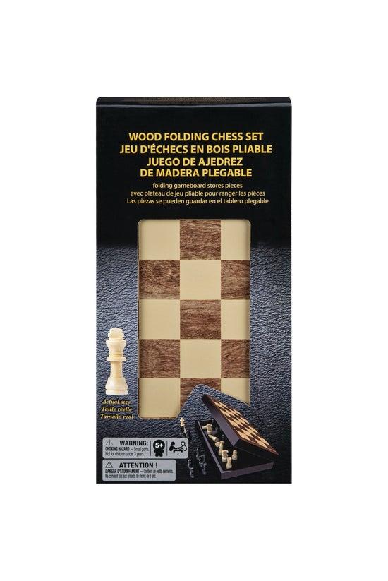Classic Games: Folding Chess B...