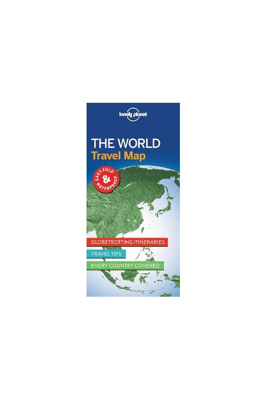 Lonely Planet The World Planni...