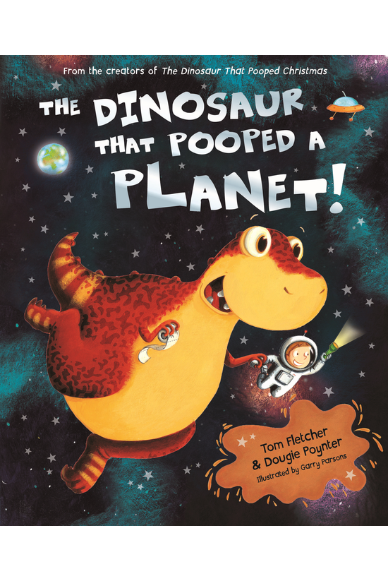 The Dinosaur That Pooped A Pla...