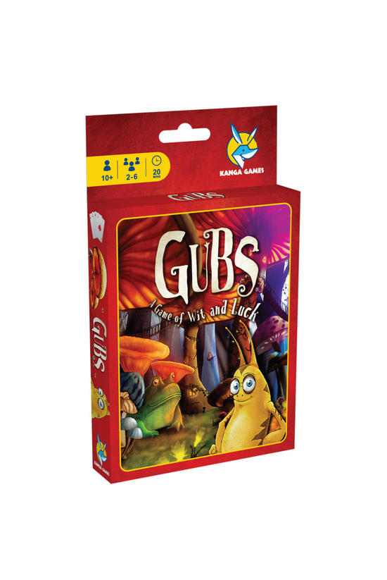 Gubs: A Game Of Wit & Luck...