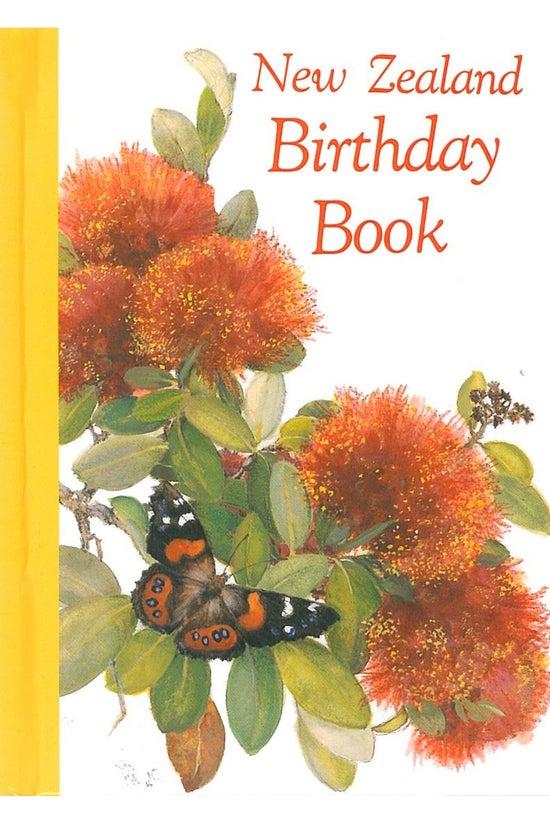 New Zealand Birthday Book Hard...
