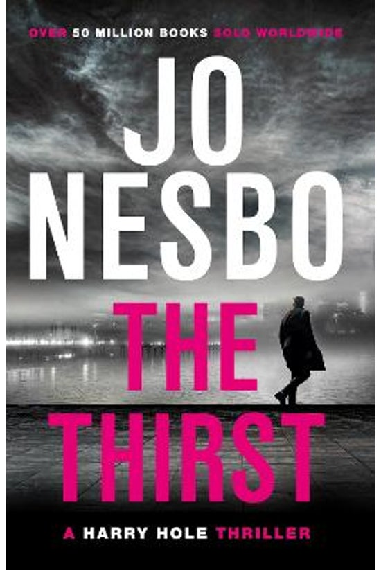 Harry Hole #11: The Thirst