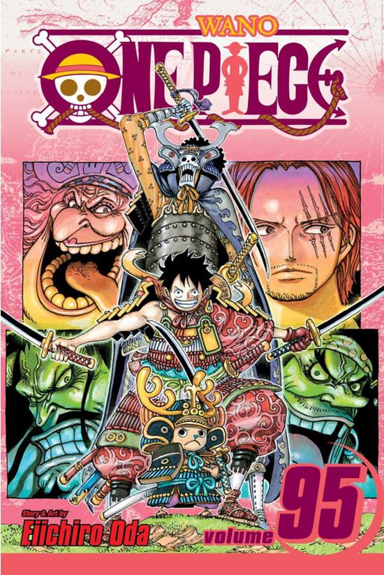One Piece #95