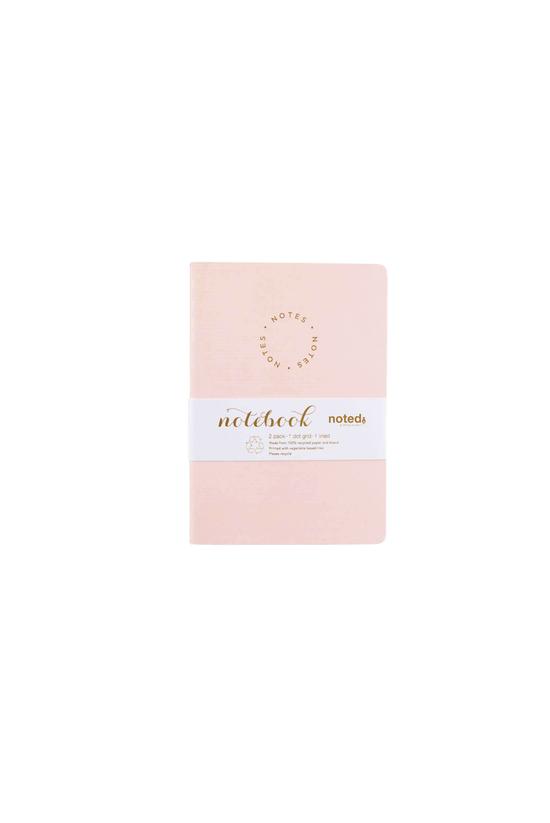 Noted Aura A5 Notebooks Pink &...