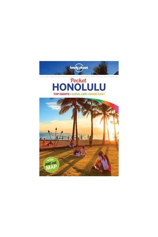 Lonely Planet Pocket: Honolulu