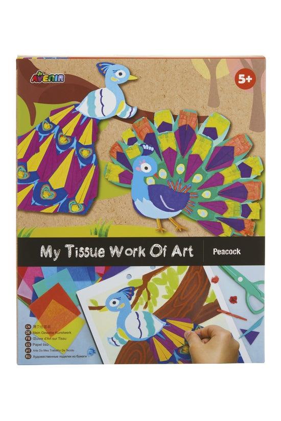 Avenir My Tissue Work Of Art: ...