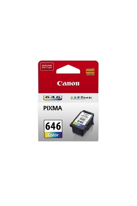Canon Ink Cartridge 646 Colour
