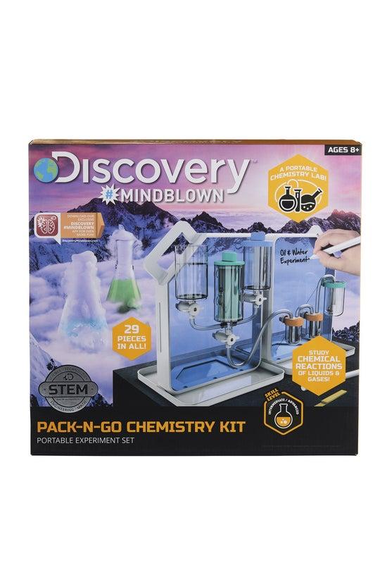 Discovery #mindblown Pack-n-go...