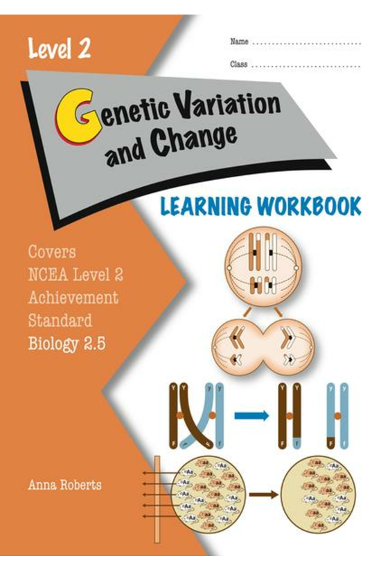 Learning Workbook Ncea Level 2...