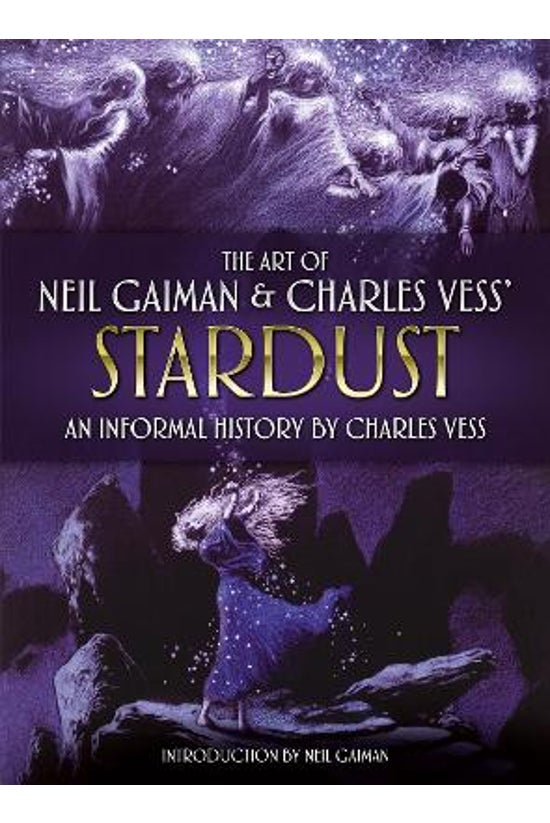 The Art Of Neil Gaiman And Cha...