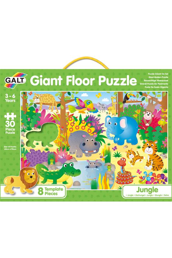 Galt Giant Floor Puzzle Jungle