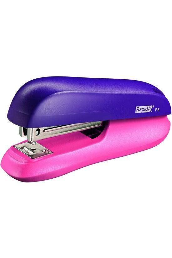 Rapid F6 Funky Stapler Purple/...
