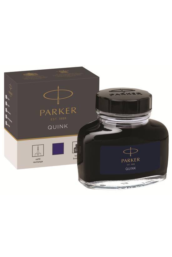Parker Quink Ink Bottle Blue