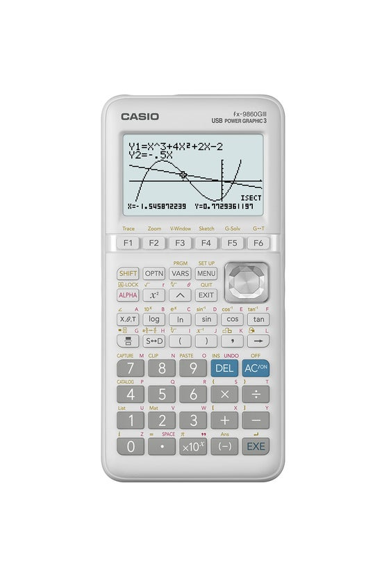 Casio Fx9860giii Graphical Cal...
